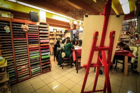 Workshop di calligrafia: un successo… e presto si replica!
