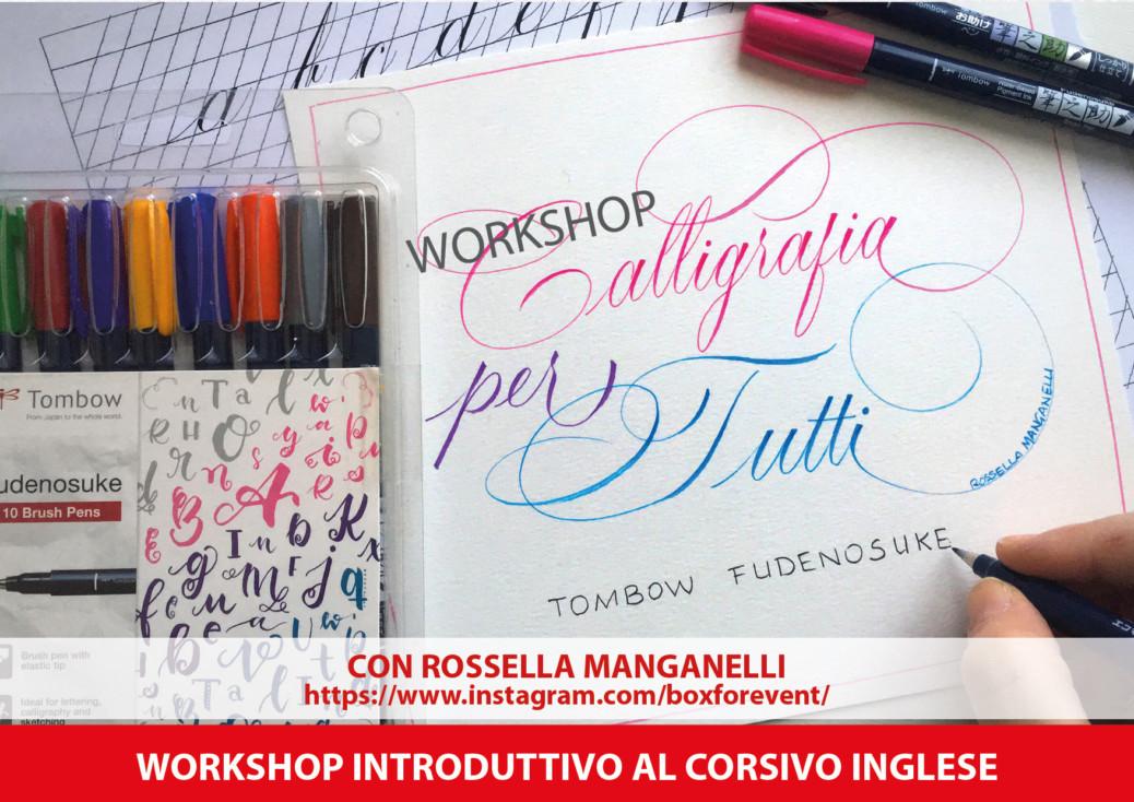 workshop calligrafia